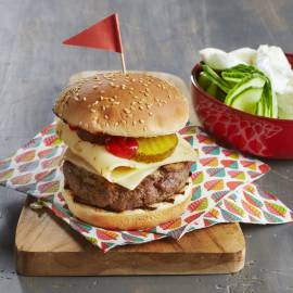 'Vali'-burger
