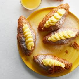 Lemon curd-roomcroissant