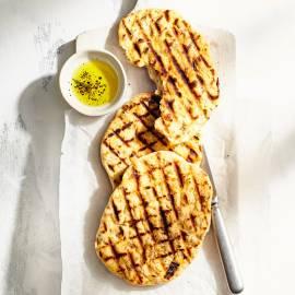 BBQ flatbread