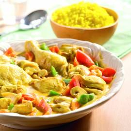 Prime chicken curry