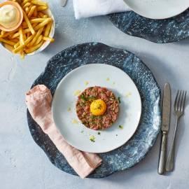 Klassieke steak tartaar