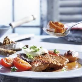 Romeins rundvlees uit de oven