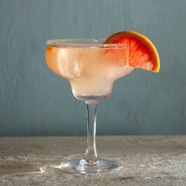 Grapefruit margarita