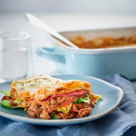 Savooiekool-lasagne