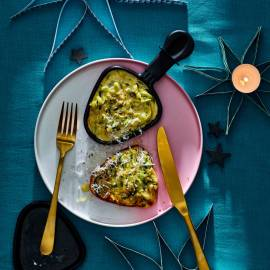 Frittata van courgette
