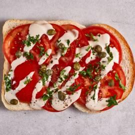 Sandwich tomato tonnato