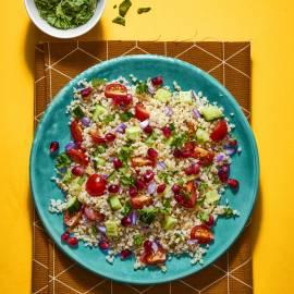 Tabouleh met groene kruiden