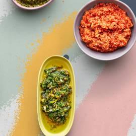 Gremolata salsa