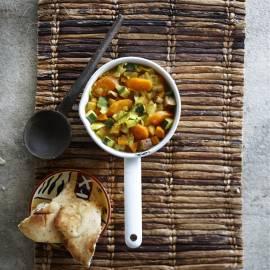 Afrikaanse groentestoof