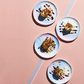Pannenkoeken met chocovulling