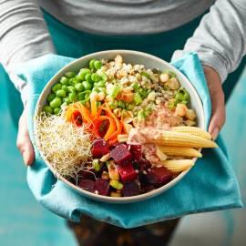 Vega poké bowl