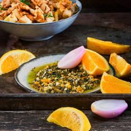 Sinaasappel-rozemarijnvulling