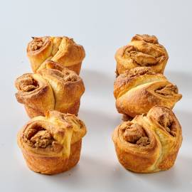 Speculaas-cruffins